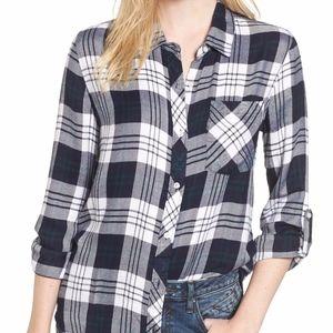 Thread & Supply Kiana Plaid Shirt